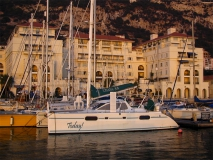 Catana in Gibraltar