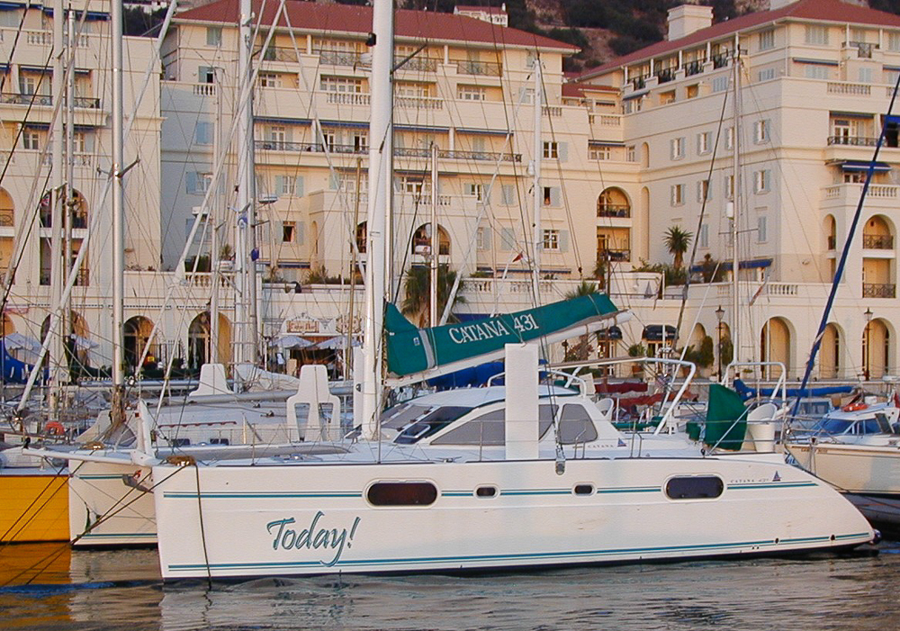 Catana in Gibraltar